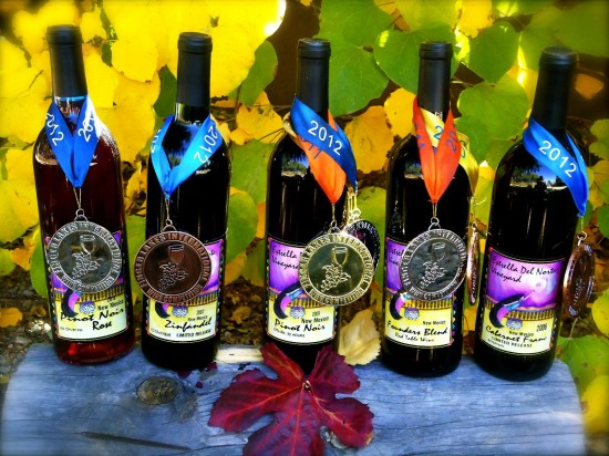 Award-Winning Estrella Del Norte Wines