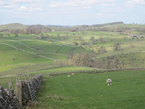 Paul's Old Stomping Grounds, the Derbyshire Dales