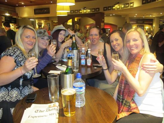 Heathrow Ladies