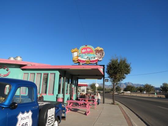 Mr. D's Route 66 Diner