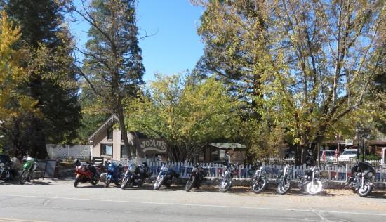 Bike Parking at Jo'An's