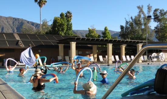 Swim Class at OVAC
