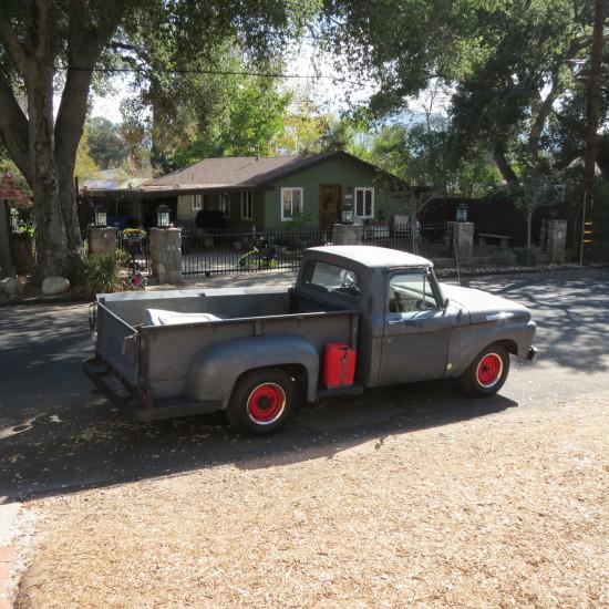 Old Truck in Meiner's Oaks