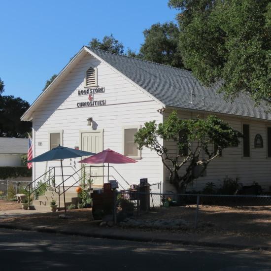 Book Ends in Meiner's Oaks
