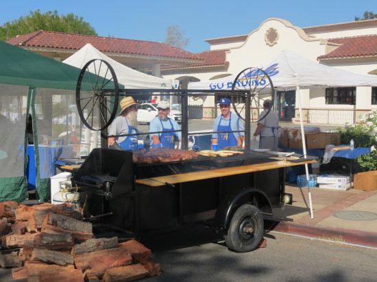 Optimist Club at Ojai Day