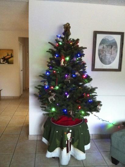 Ojai Christmas Tree