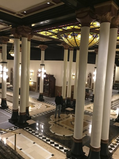 The Oldest in Austin, Hotel Driskill