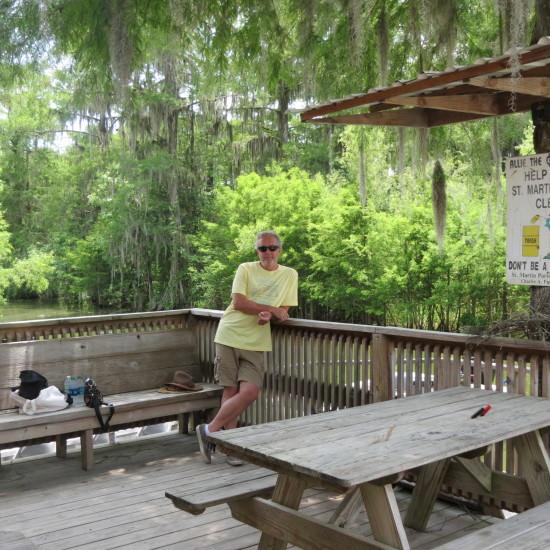 Paul Loves Swamp