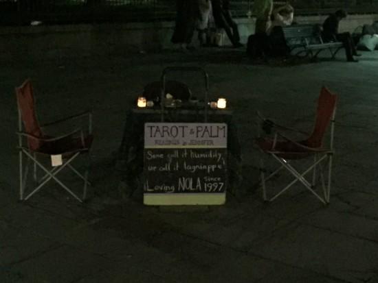 Tarot & Palm